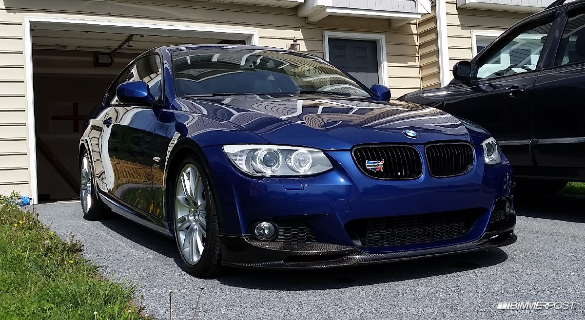 Sport Series 2011 bmw 335i xdrive Lemans Blue E90 First Official Post - Page 2