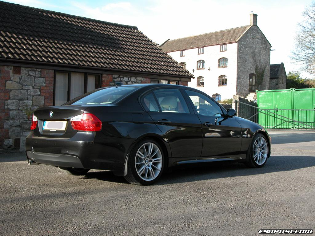 ukbeemerboy 39 s 2006 bmw e90 330d m sport bimmerpost garage. Black Bedroom Furniture Sets. Home Design Ideas