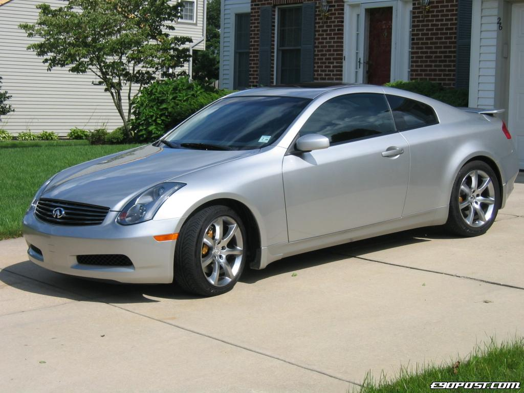 Matt 435xi S 2004 Infiniti G35 Coupe Bimmerpost Garage