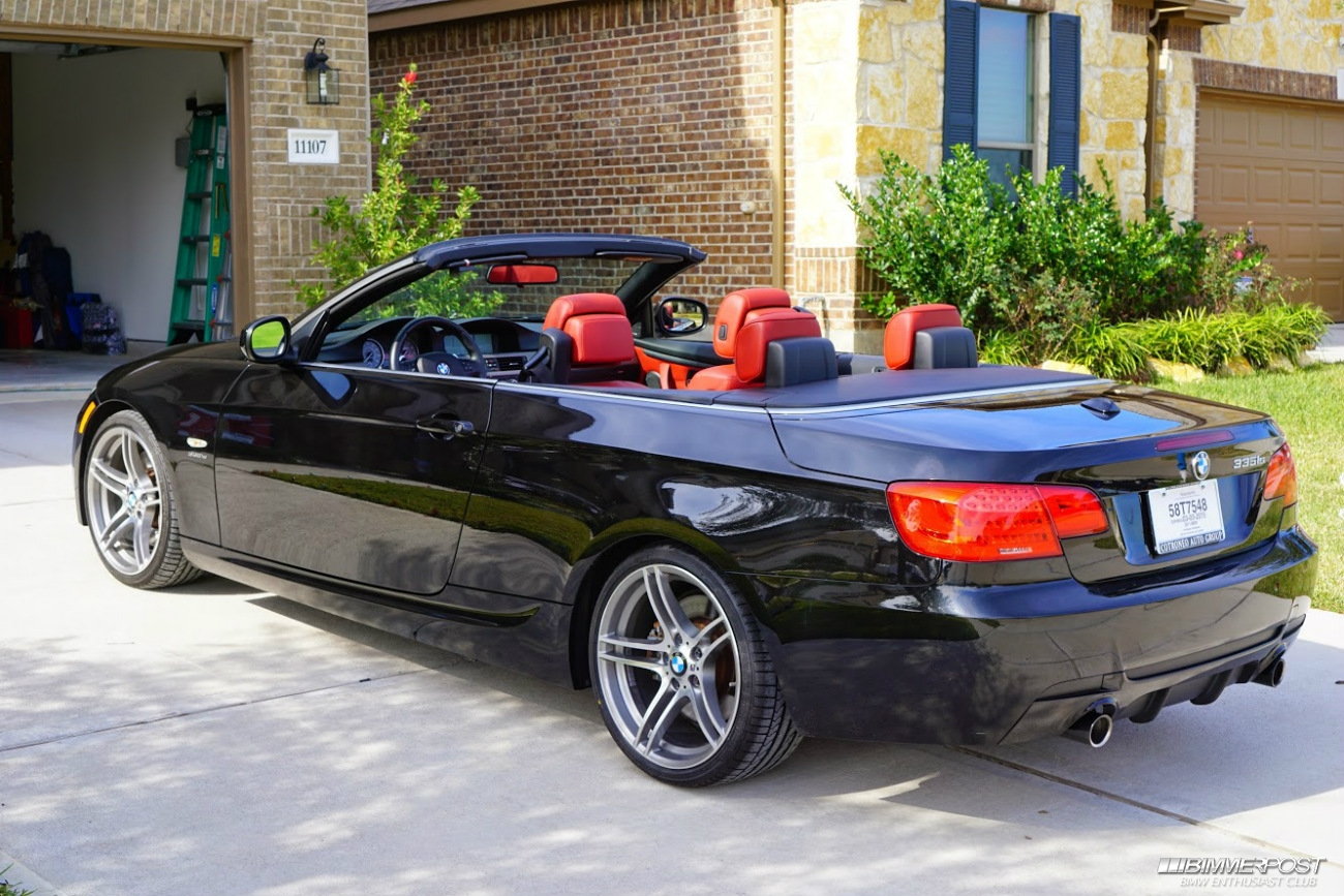 Mastamike911 S 2011 Bmw 335is Convertible Bimmerpost Garage