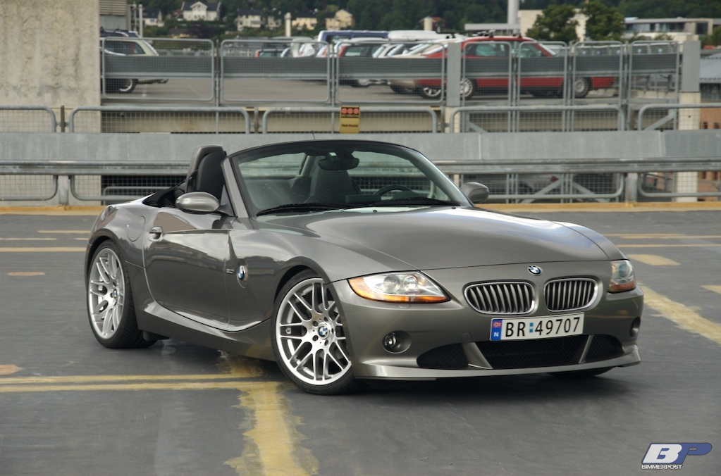Eqo Z4 S 2004 Z4 3 0i Roadster Bimmerpost Garage