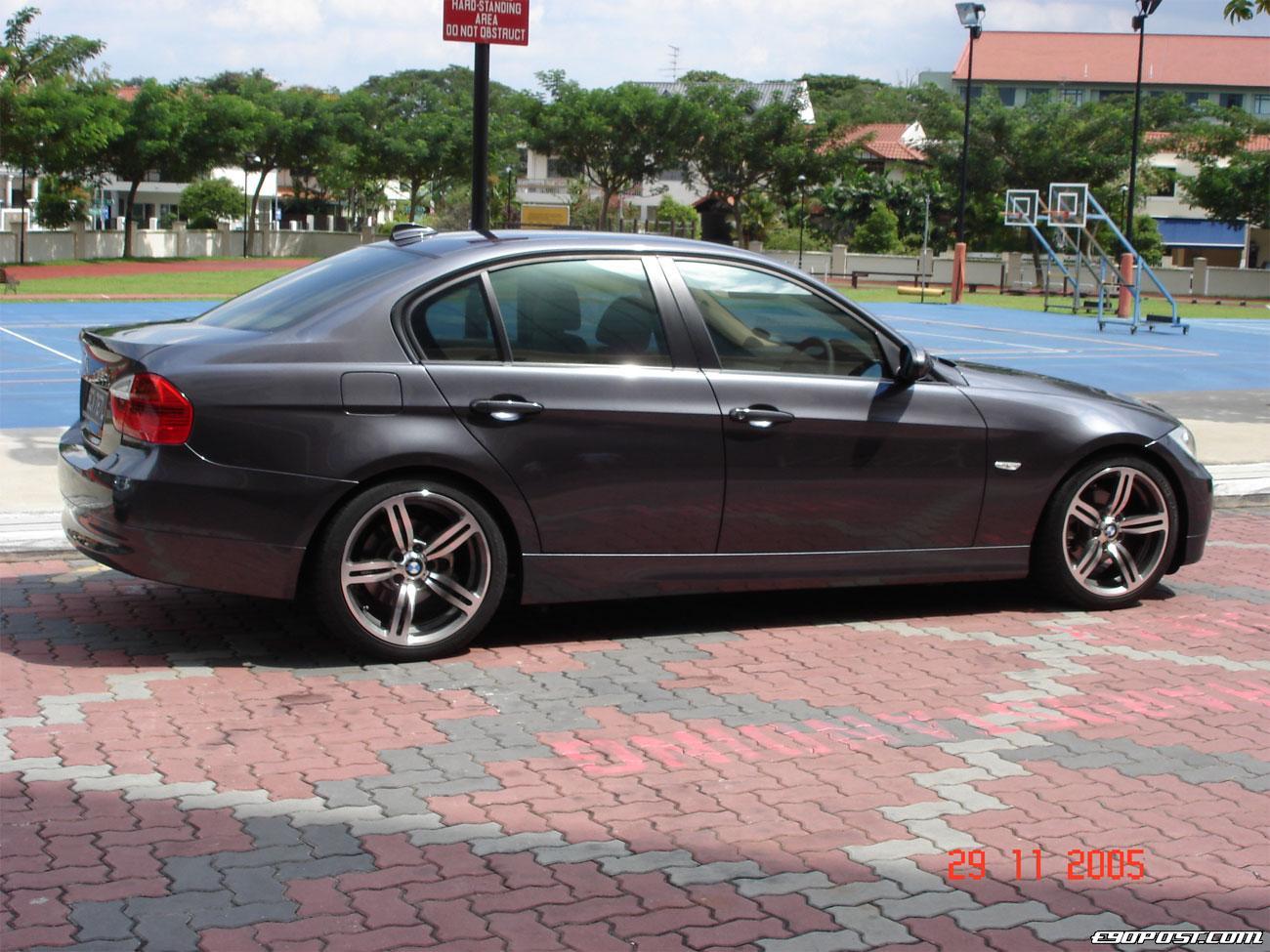 8t S 2005 E90 320i M6 Wheels Bimmerpost Garage
