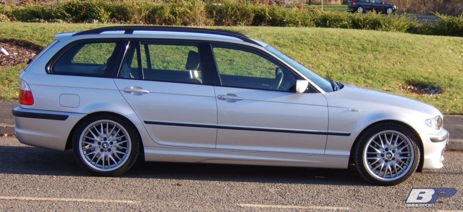 Striaght Six S December 2002 52 Registered E46 330i