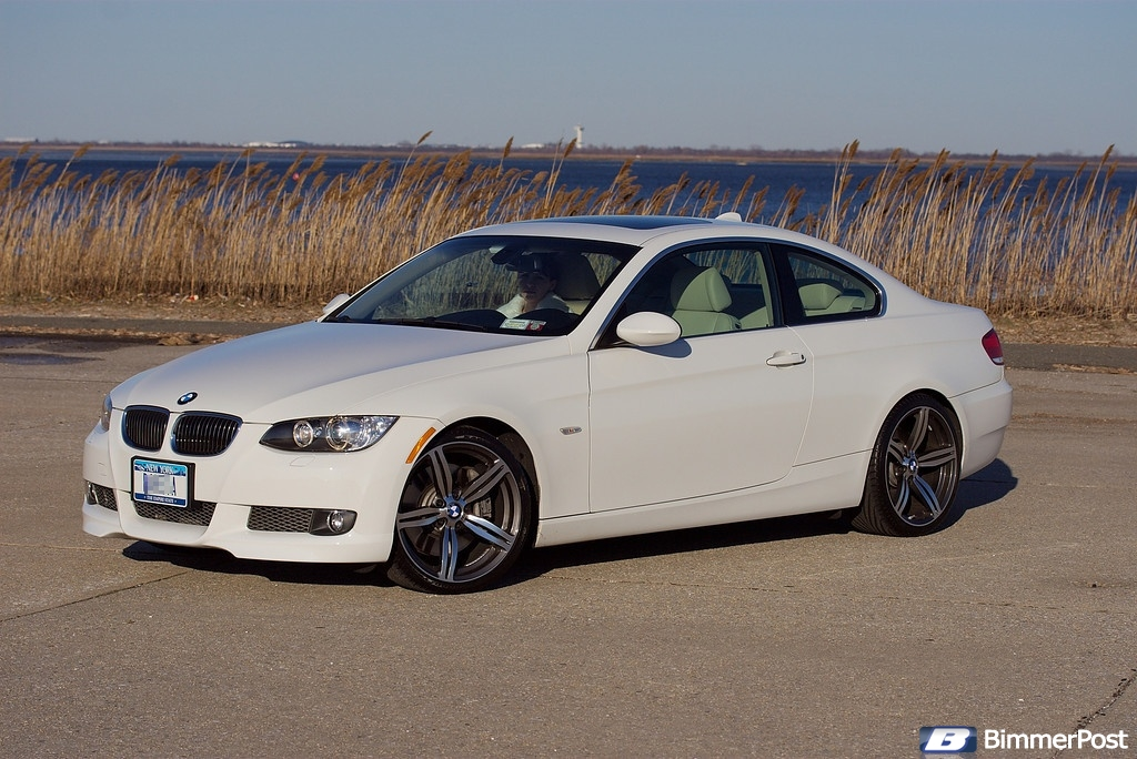 M5 rims on 335i coupe. - BMW 3-Series (E90 E92) Forum - E90Post.com