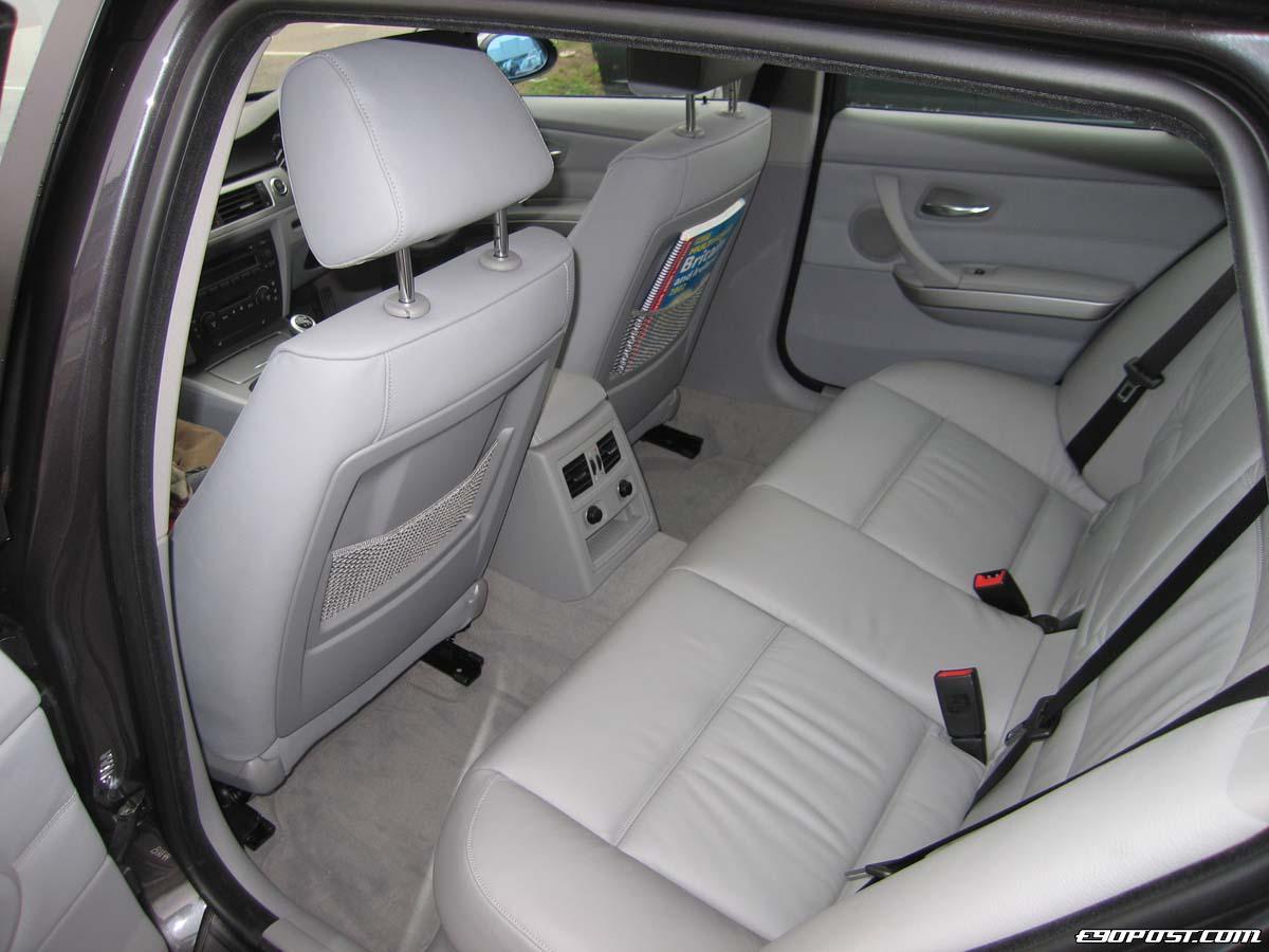 MikeB\'s 2005 BMW 320D SE Touring - BIMMERPOST Garage