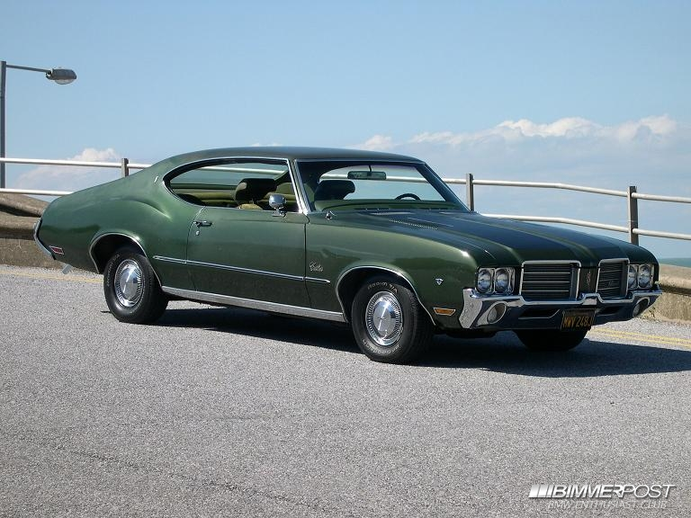 Thetoycollector S 1971 Oldsmobile Cutlass Bimmerpost Garage