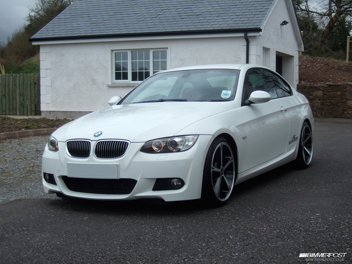 Alpini S 2008 Bmw 325i M Sport Bimmerpost Garage