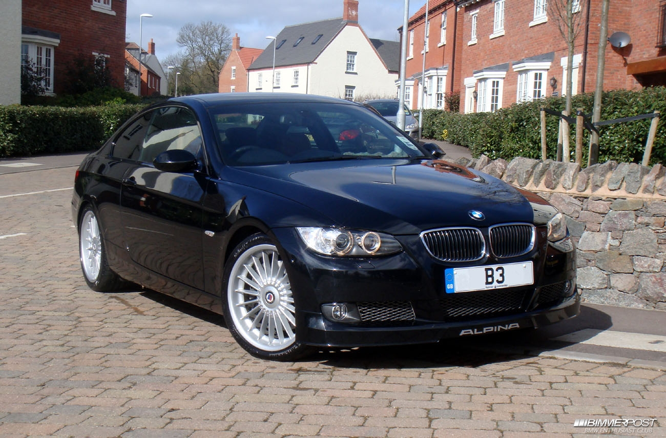 Henwoodl S 2008 Alpina B3 Biturbo Coupe Bimmerpost Garage