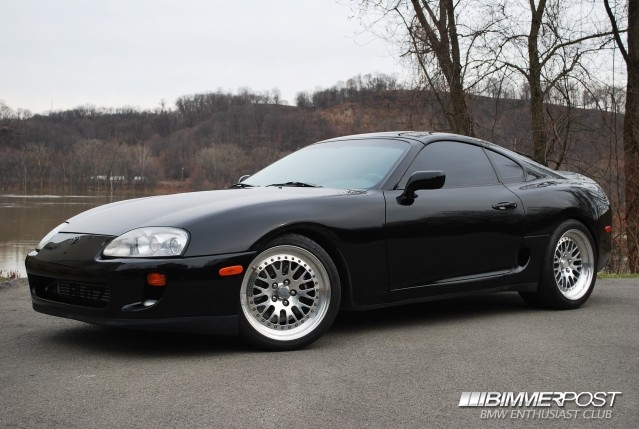 Blazed S 1994 Toyota Supra Turbo Bimmerpost Garage