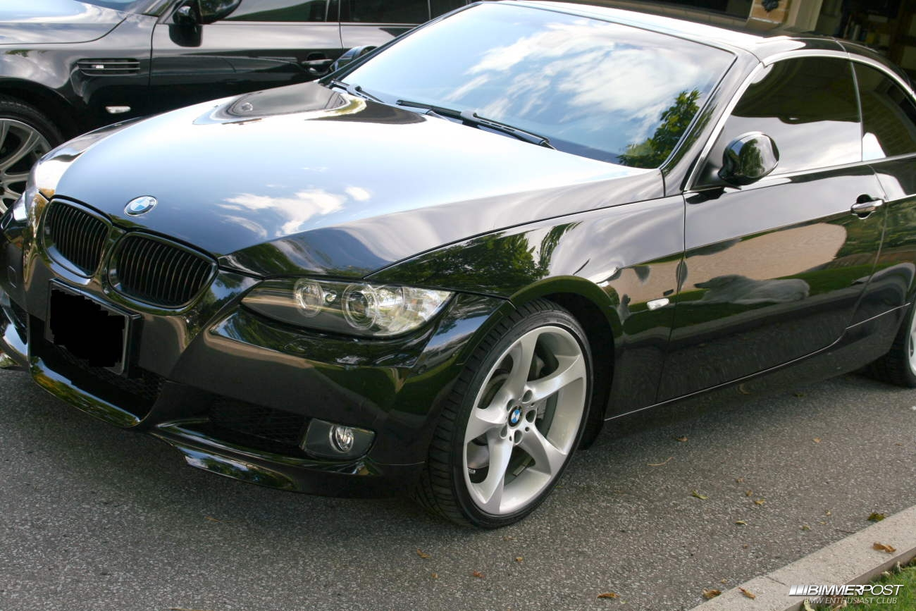 Bmwnthzst S 2008 Bmw 335i Convertible Bimmerpost Garage