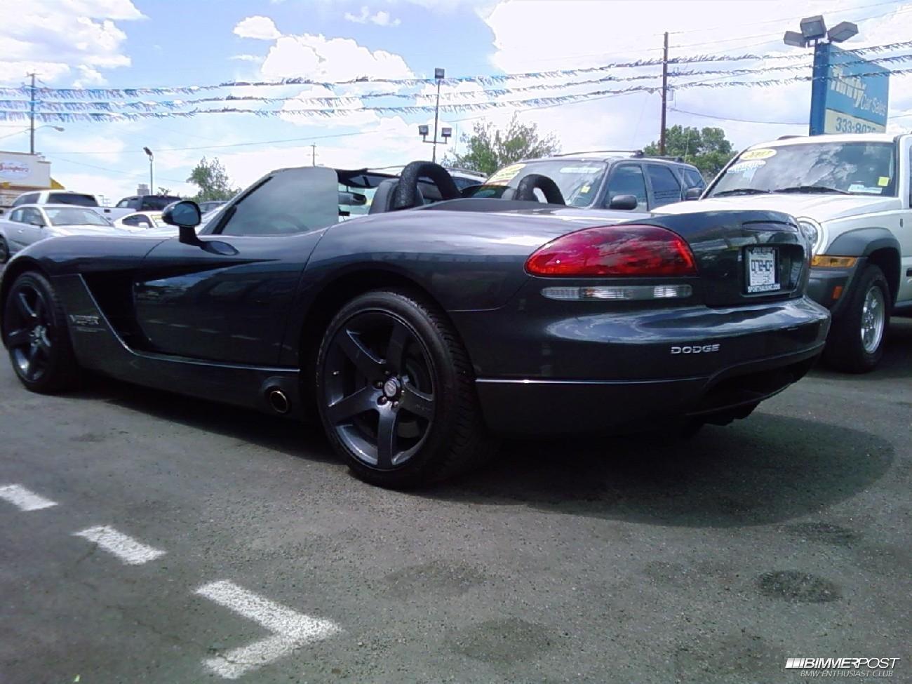Blazed S 2006 Dodge Viper Srt 10 Roadster Snakeskin