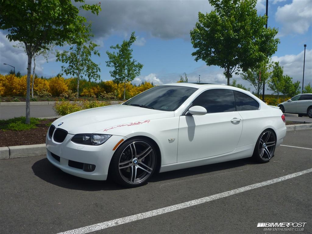 anthoj's 2007 BMW 328xi Coupe - BIMMERPOST Garage