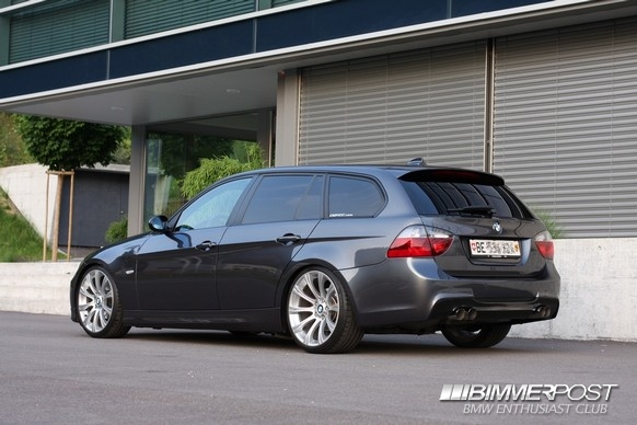 Patman S 2006 E91 320d Bimmerpost Garage