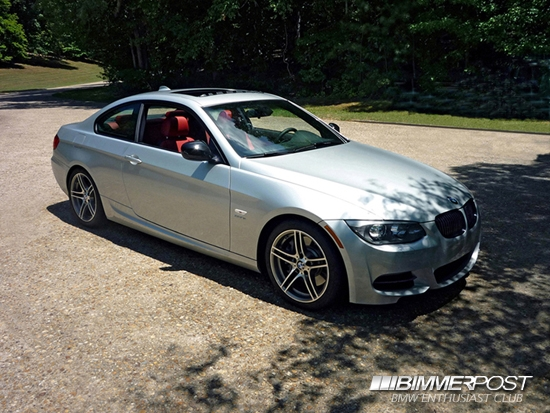 Ballzos Is Coupe BIMMERPOST Garage - 2012 bmw 335is coupe