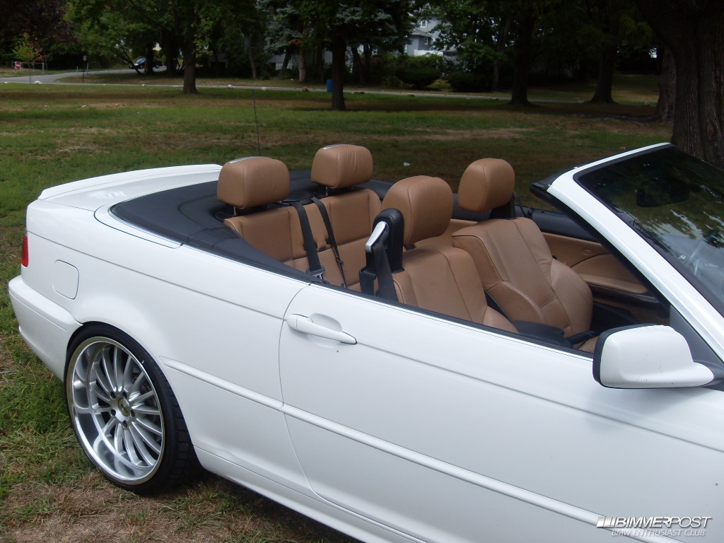 Cabrio E46 Smg S 2004 330ci Cabrio Bimmerpost Garage