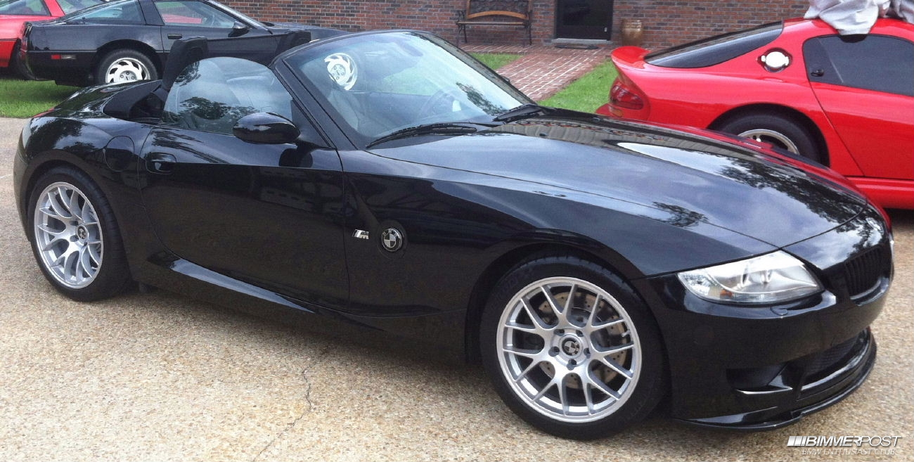 Stihlbolts S 2008 Z4 M Roadster Bimmerpost Garage