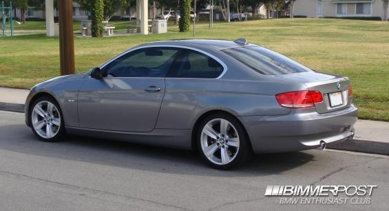 excalibur_335i\'s 2007 BMW 335i Coupe - BIMMERPOST Garage