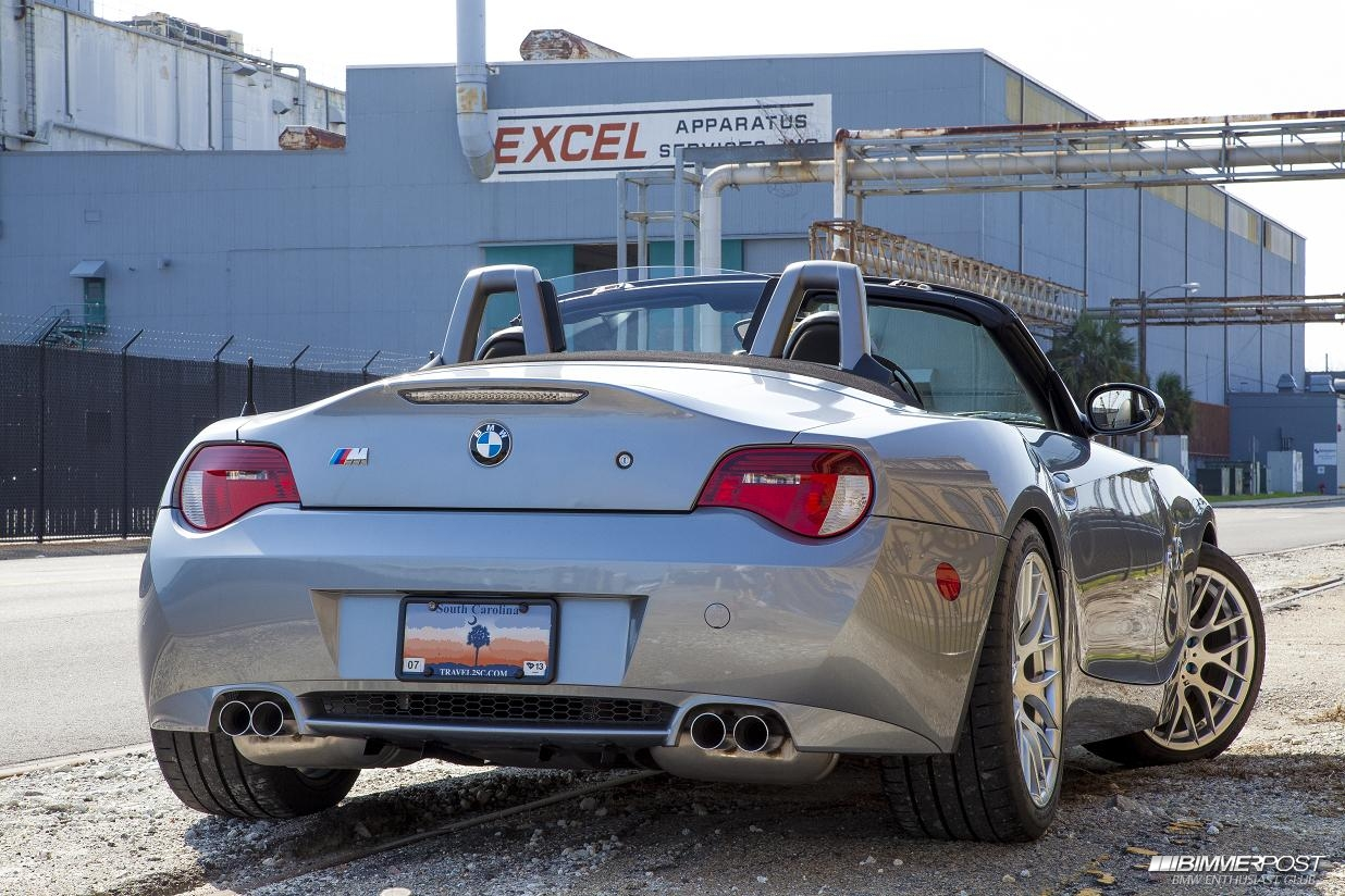 Antennahead S 2007 Z4 M Roadster Bimmerpost Garage