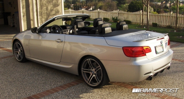 Mds54 S 2011 335is Convertible Bimmerpost Garage