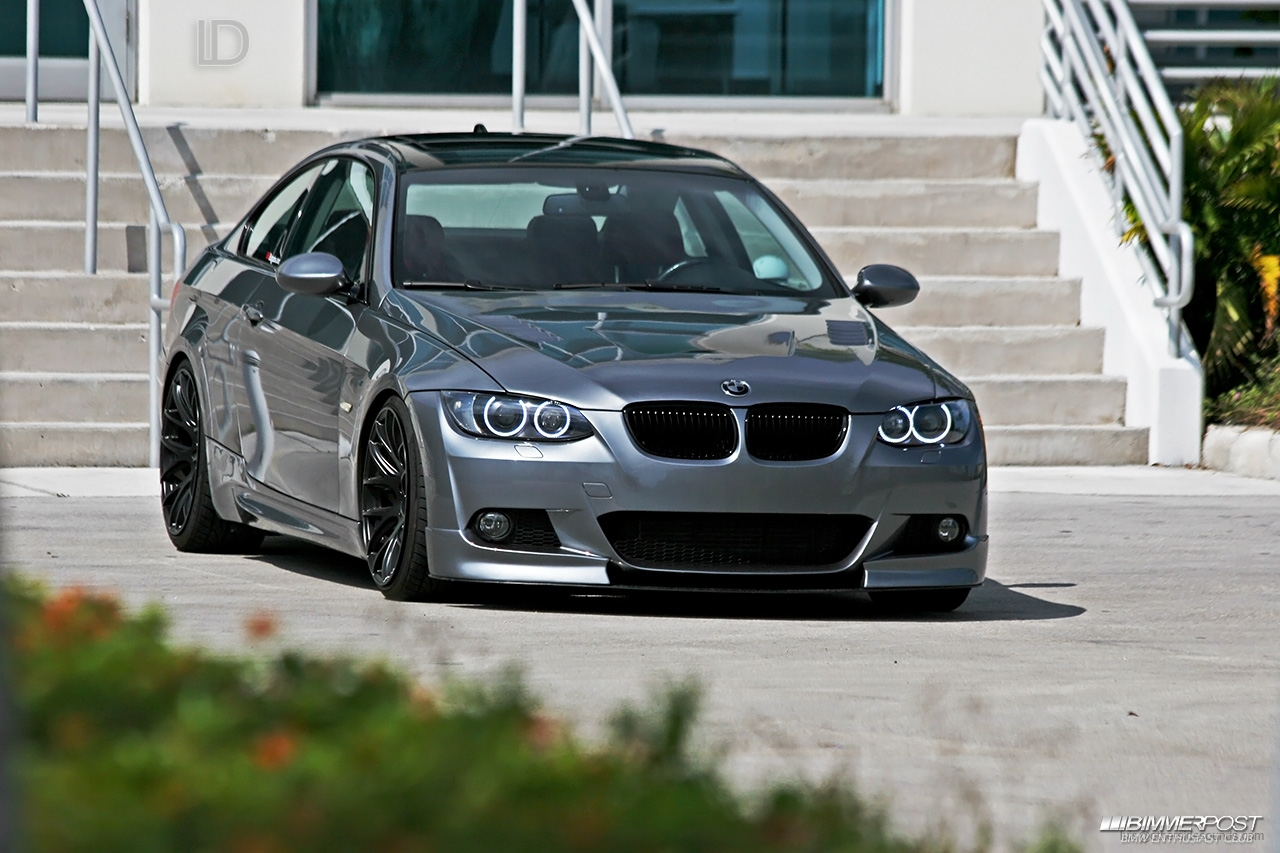 1ForAll's 2007 BMW 335i - BIMMERPOST Garage