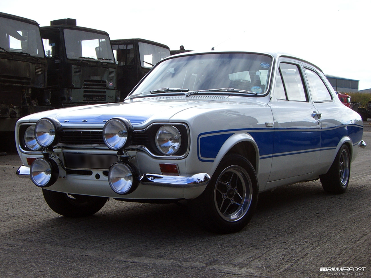 Dave 3 S 1973 Escort Rs2000 Mk1 Bimmerpost Garage