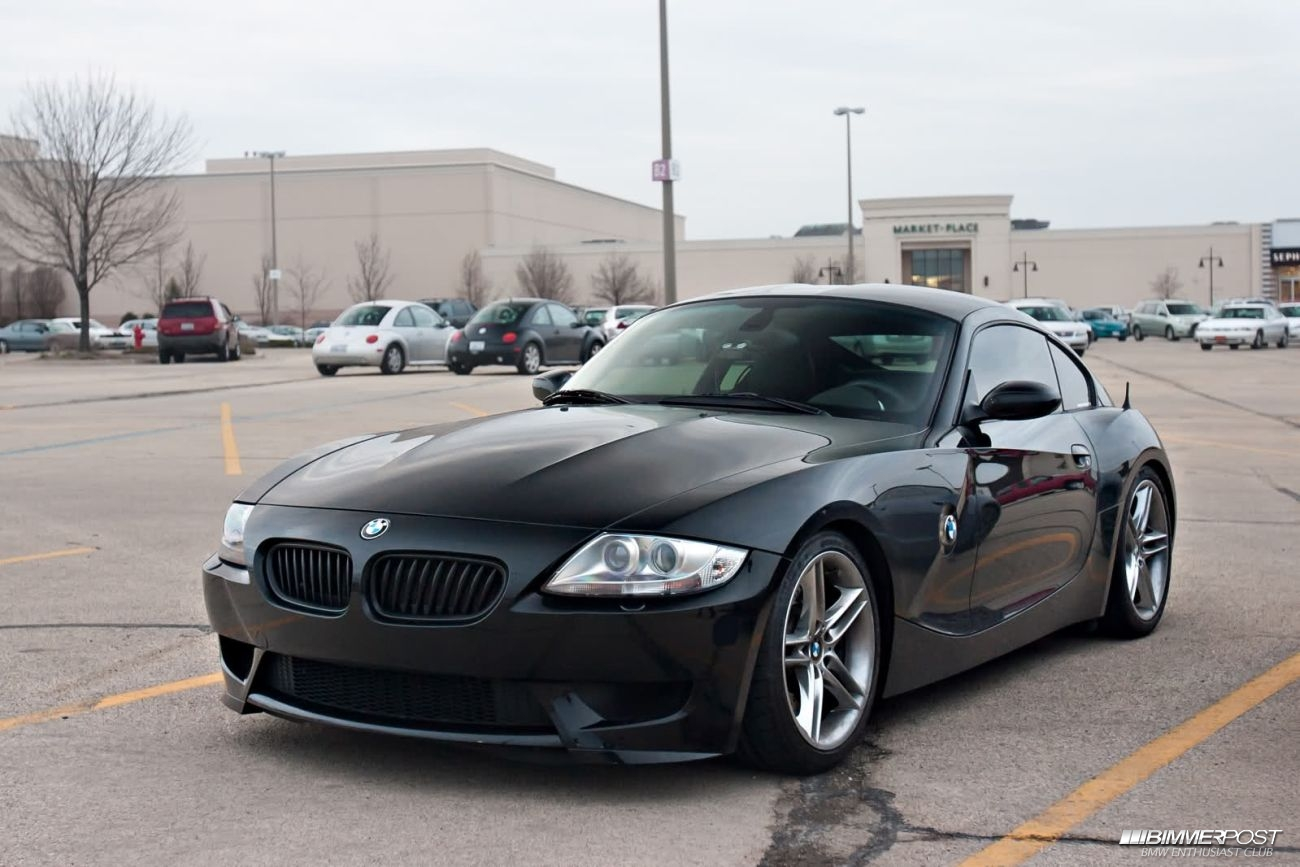 BTM's 2007 BMW Z4 M Coupe - BIMMERPOST Garage
