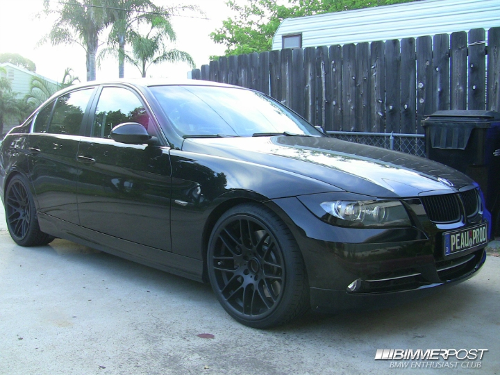 Peauproductions S 2008 Bmw 335i Sedan Bimmerpost Garage