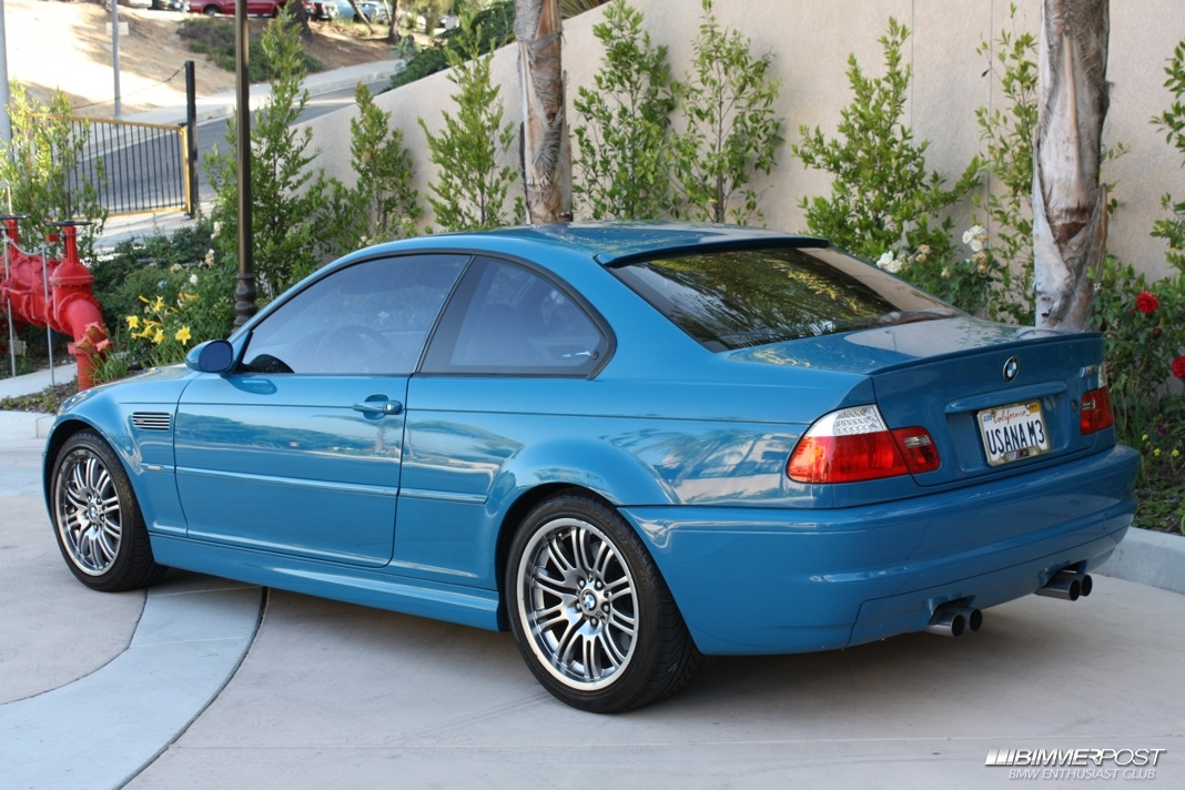 Solidsnake2634 S 2001 Bmw M3 Bimmerpost Garage