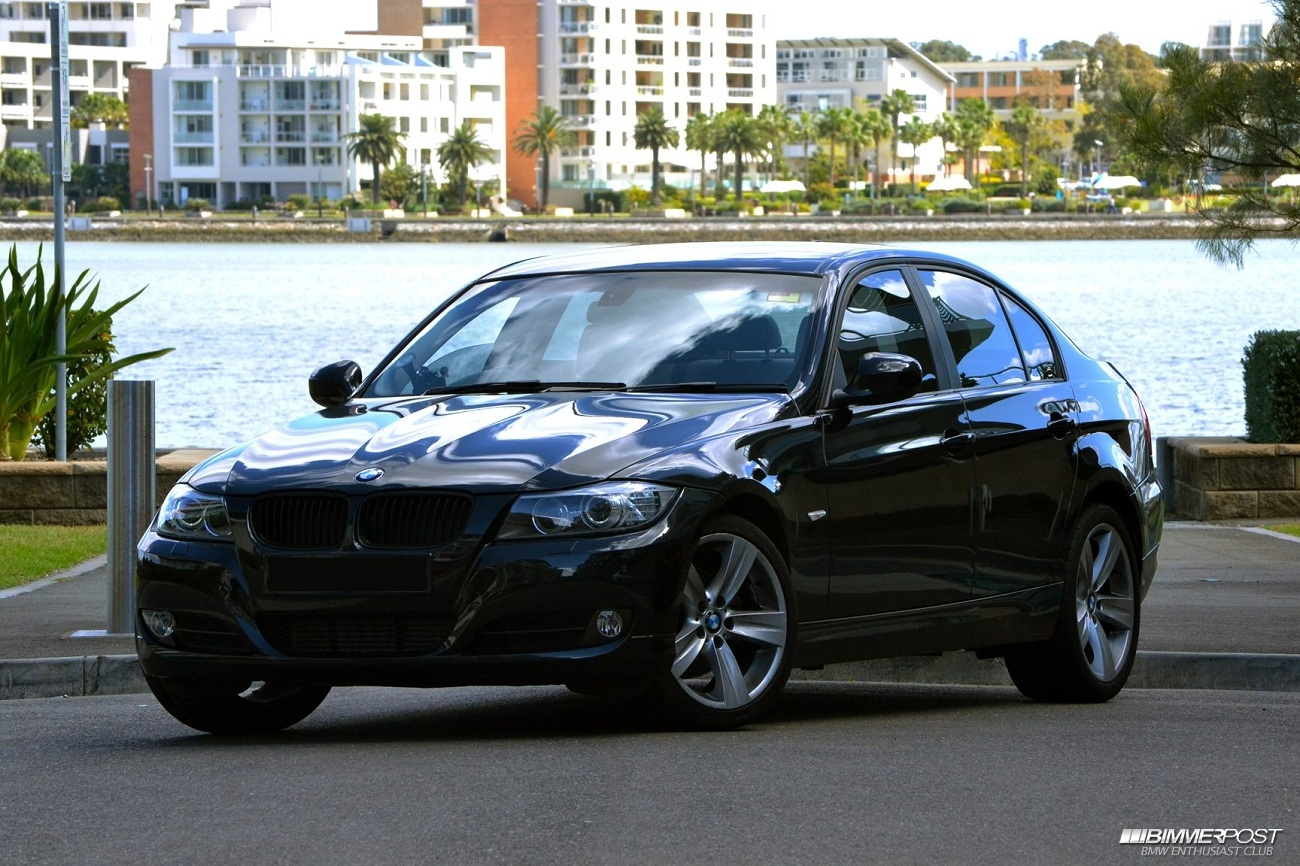 Playwithonehand S 2009 Bmw 320d Bimmerpost Garage