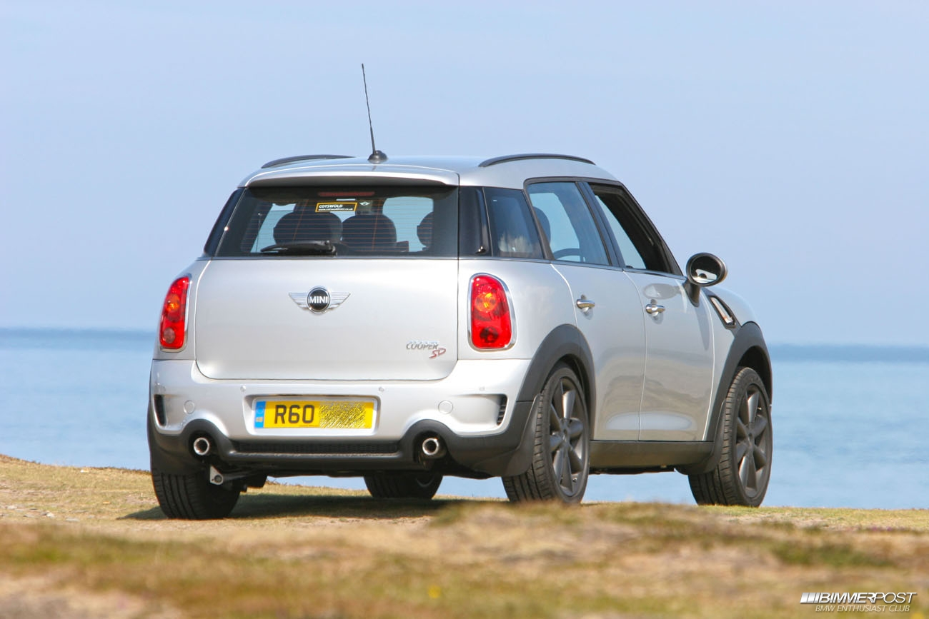 Mjh93sa S 2011 Mini Countryman Cooper Sd Bimmerpost Garage