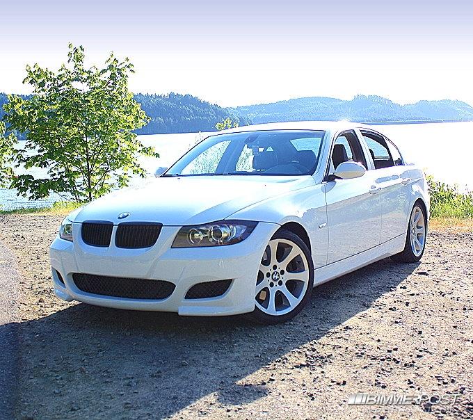 Lux.sh's 2006 BMW E90 330i