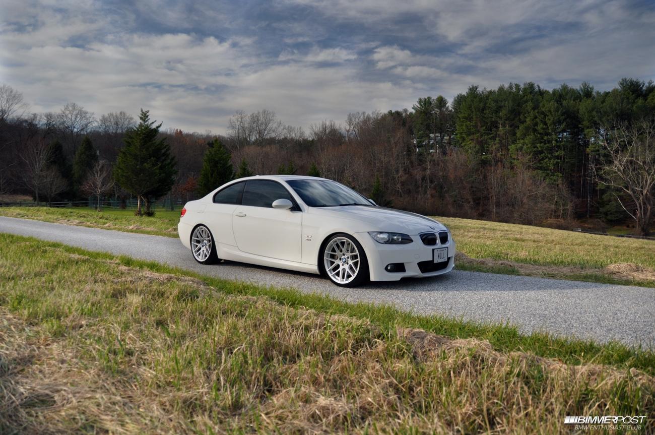 Wonkas Build BMW I XDrive M Sport BIMMERPOST - Bmw 335i xdrive m sport