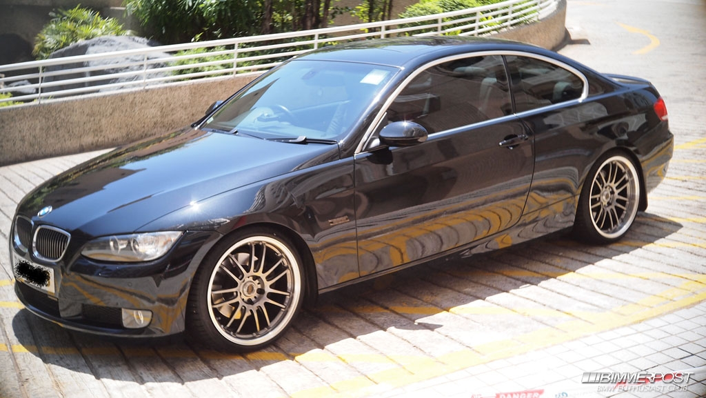 Raychak S 2007 Bmw 330i Bimmerpost Garage