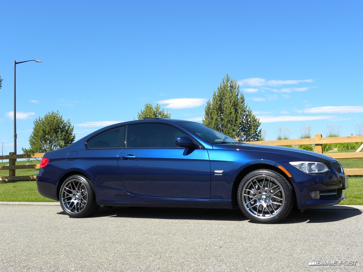 drmdvls 2011 BMW 335i XDrive Coupe  BIMMERPOST Garage