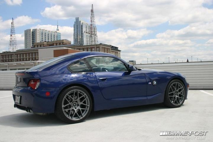 Jophish17 S 2007 Bmw Z4m Bimmerpost Garage