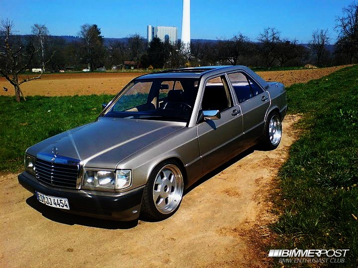 Marvins1987 S 1991 Mercedes Benz E190 2 6 Bimmerpost Garage