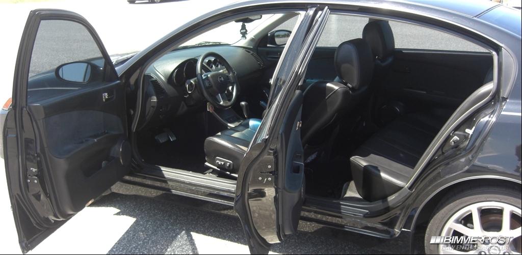Ej3s 2005 Nissan Altima Se R Bimmerpost Garage