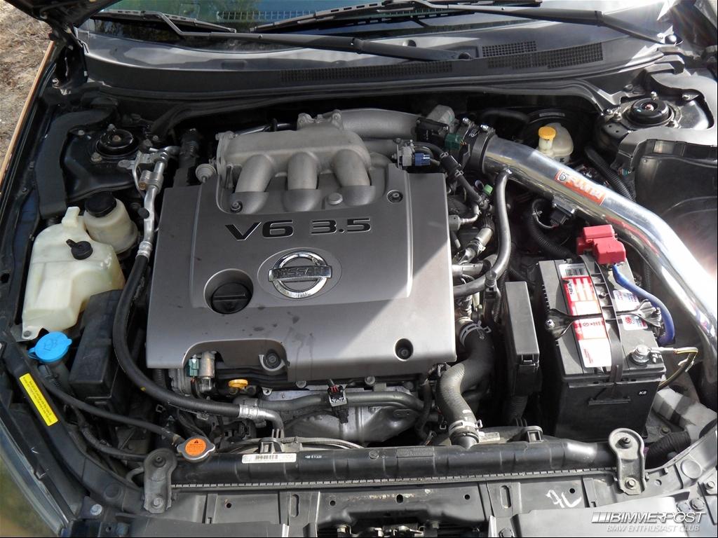 Ej 3 S 2005 Nissan Altima Se R Bimmerpost Garage