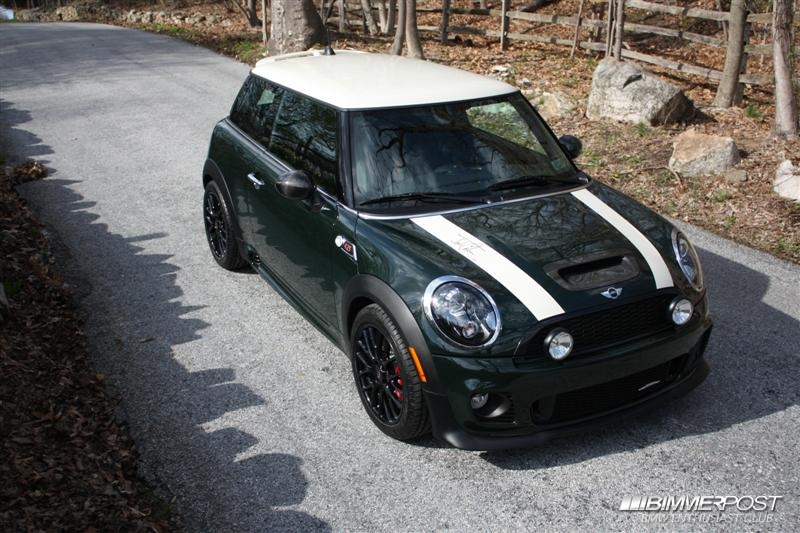 Jackmac S 2010 Mini John Cooper Works Wc50 Edition