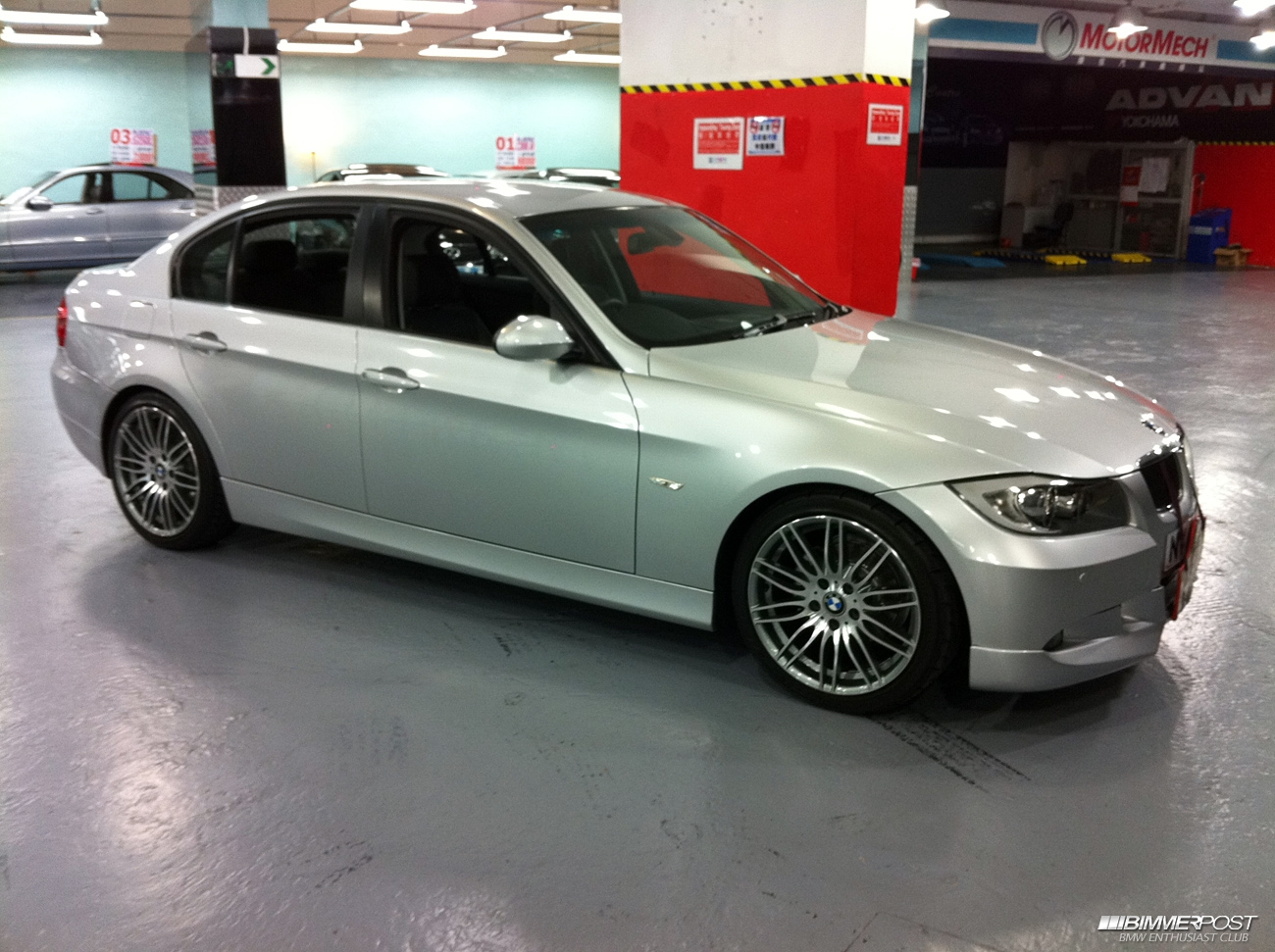 trashken 39 s 2005 320i e90 bimmerpost garage. Black Bedroom Furniture Sets. Home Design Ideas