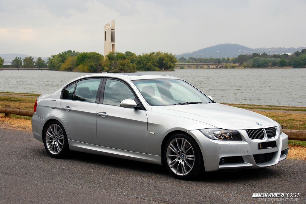Evolution42 S 2007 Bmw 335i M Sport Bimmerpost Garage
