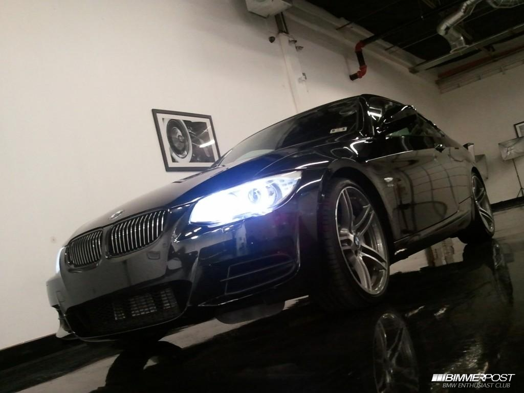 Quietus S 2012 Bmw 335is Bimmerpost Garage