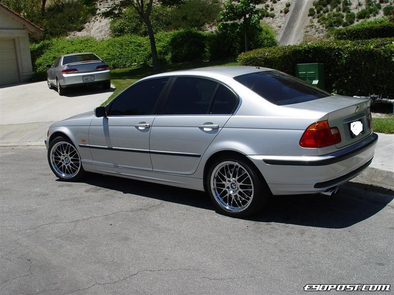 Richwm S 2001 330i Bimmerpost Garage