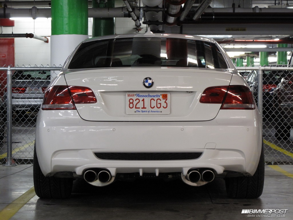 Kevs BMW Xi Coupe BIMMERPOST Garage - 2008 bmw 335xi coupe