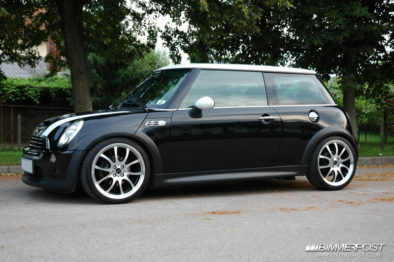 Soren S 2003 Mini Cooper S Bimmerpost Garage