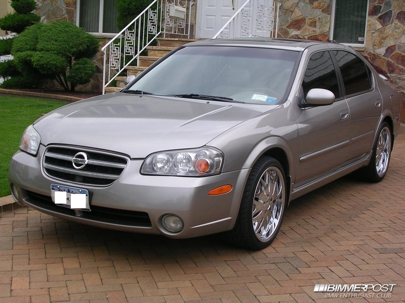 BMW335i10's 2002 Nissan Maxima Se - BIMMERPOST Garage