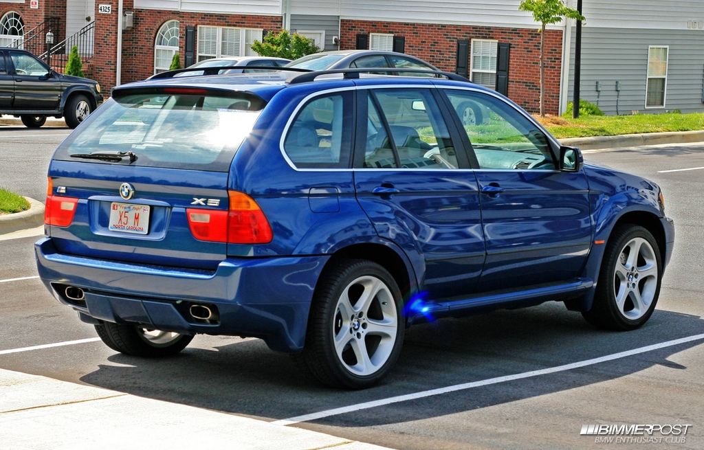 F C B on 2001 Bmw X5 3 0 Engine