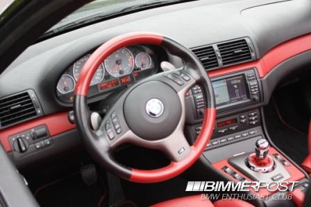 Harrympower S 2006 Bmw M3 Cabrio Bimmerpost Garage
