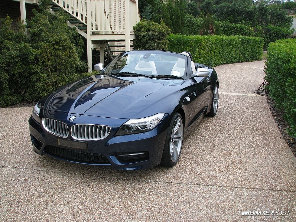 dr stig 2 39 s 2010 bmw z4 35is bimmerpost garage. Black Bedroom Furniture Sets. Home Design Ideas