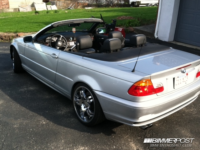 Bouli978 S 2001 Bmw 330ci Convertible Bimmerpost Garage